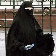 Die Burka-Diskussion kommt wieder in Gang