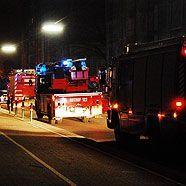 Die Feuerwehr konnte Schlimmeres verhinden.