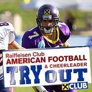 Football-Spieler und Cheerleader gesucht