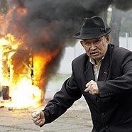 Revolte in Kirgistan