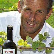 Thomas Muster: Eigener Wein, eigene Frau