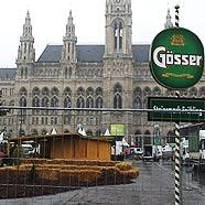 Wien steht ganz im Zeichen der grünen Mark.