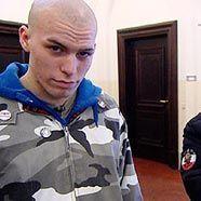 Zwei Skinheads standen für den ORF vor der Kamera