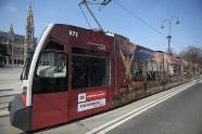 200. Niederflur-Bim in Wien