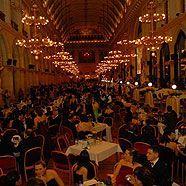 Samstagabend: Ball des Sports im Wiener Rathaus