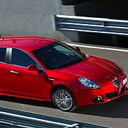 Der neue Alfa Romeo Giulietta