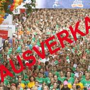 21.000 Teilnehmerinnen am dm Frauenlauf