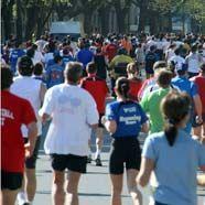 Verkehrsbehinderungen wegen Vienna City Marathon