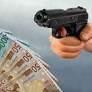 Bewaffneter Überfall auf Brigittenauer Postamt