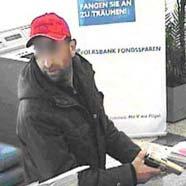 Banküberfall: Täter entkam ohne Beute