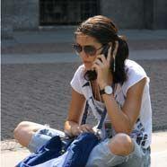 Nur zwei Prozent können auf Handy verzichten