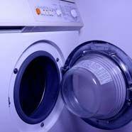 Gasunfall: Waschmaschine explodierte