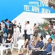 Tel Aviv Beach: Start verschoben