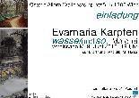 """Bilder """"aus der Natur"""" als Inspiration für die Brigittenauer  Malerin Evamaria Karpfen"""