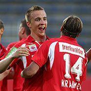 Admira-Sieg bei Kühbauer-Debüt