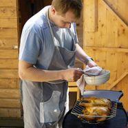 Grillen mal anders: Salzburger Nockerl am Rost