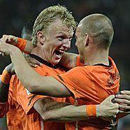 Niederlande fünfter Viertelfinalist – 2:1 gegen Slowakei