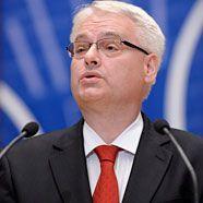 Kroatiens Präsident Josipovic zu Besuch in Montenegro