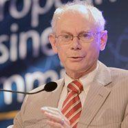 Van Rompuy zu erstem Besuch im Kosovo erwartet