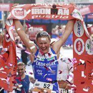 Dollinger holte 3. Damen-Heimsieg bei Ironman