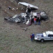 Cessna bei Krankentransport abgestürzt