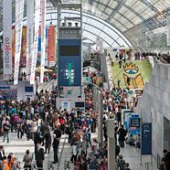 Fachmesse Games Convention Online in Leipzig