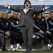 Abgeordneter will Denkmal für Maradona