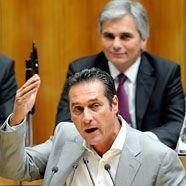 Österreichs Nationalrat beschließt Mindestsicherung