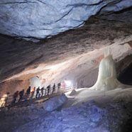 """""""Die größte Eishöhle der Welt"""" feiert 90-jähriges Bestehen"""