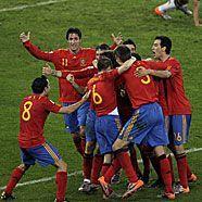 Spanien nach 1:0 über Deutschland erstmals im Finale