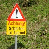 A10: Tunnelarbeiten im Bereich Werfen abgeschlossen