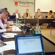Lösungsvarianten für Raumplanung im mittleren Rheintal präsentiert