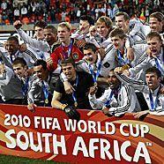 Deutschland nach 3:2 gegen Uruguay erneut Dritter