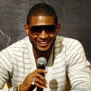 Usher singt auf Chinesisch