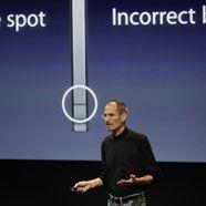 Krisenkonferenz von Apple zu iPhone 4