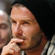 David Beckham nennt Ehefrau nur Posh