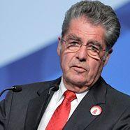 Bundespräsident Fischer reist mit den ÖBB nach Bregenz