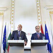 Korruptionsbekämpfung Thema bei Treffen Borissow-Faymann