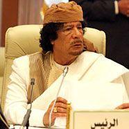 Gaddafi fordert Darfur-Rebellen zu Verhandlungen auf