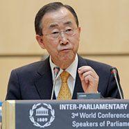 Raketenangriff in Kabul behinderte Ban Ki-moon und Bildt
