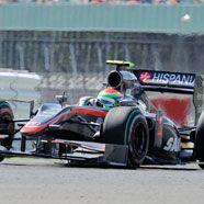 Formel 1: Toyota als Partner von Hispania im Gespräch