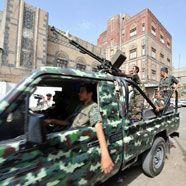 Kämpfe im Jemen zwischen Rebellen und Stammeskriegern dauern an