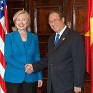 USA und Vietnam wollen Beziehungen vertiefen