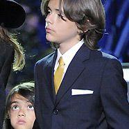 Michael Jacksons Kinder lieben das Showbiz