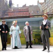 Salzburger Straßentheater feiert 40. Jubiläum