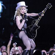 Madonna vermisst ihr Leben in England