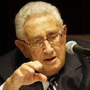 Henry Kissinger kritisiert Afghanistan-Strategie