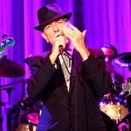 Leonard Cohen begeistert sein Publikum in Salzburg