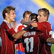 Austria startete mit 3:1 in 3. EL-Quali-Runde, Rapid 1:1