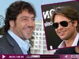 """Video – Javier Bardems neuer Schwarm: """"Brad Pitt ist schön, hat eine tolle Stimme und einen sexy Body!"""""""